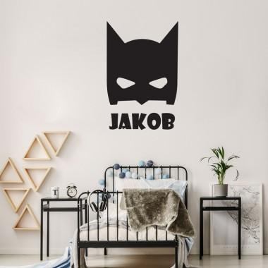 Nalepka Batman z imenom