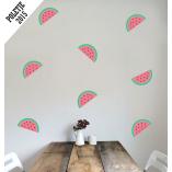 Nalepke lubenice