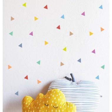 Trikotniki - večbarvni