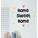 Home sweet home - nalepka