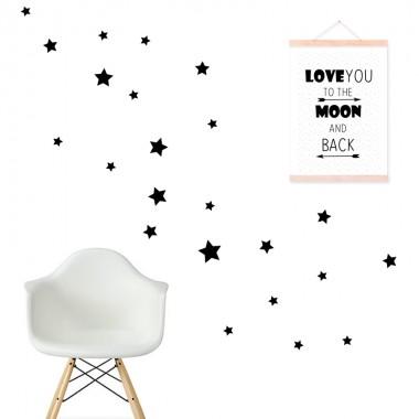Zvezdice - različnih velikosti