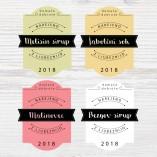 Nalepke za steklenice 2018