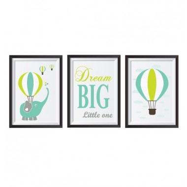 Dream big little one komplet