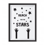 Reach for the stars - barva po izbiri