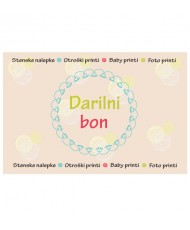 Darilni bon Pick Art Design 2